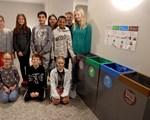 Elever på Godlia skole.
