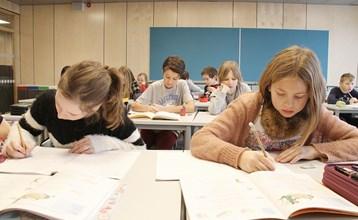 Osloelevene presterer best på nasjonale prøver