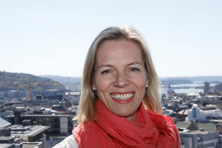 Marte Gerhardsen. Foto: Finn Oluf Nyquist